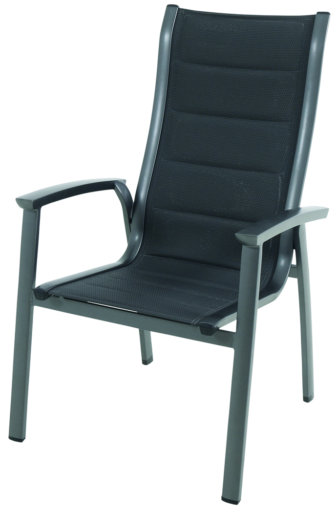 hliníková stohovatelná židle 65 x 67 x 108,5 cm Royal Garden Royal Richmond
