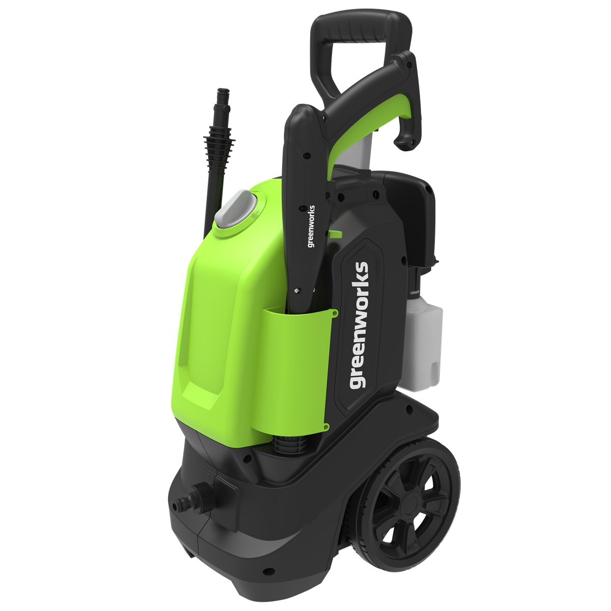 elektrický vysokotlakový čistič 120 bar Greenworks G30