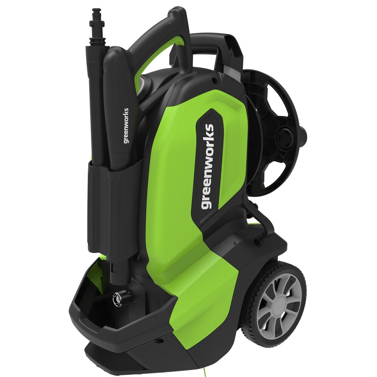 elektrický vysokotlakový čistič 145 bar Greenworks G50