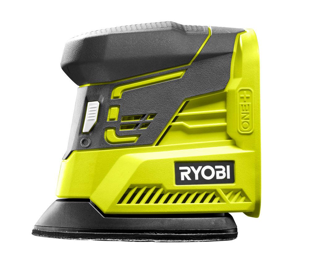 Ryobi R18PS-0aku vibrační bruska ONE +(bez baterie a nabíječky)