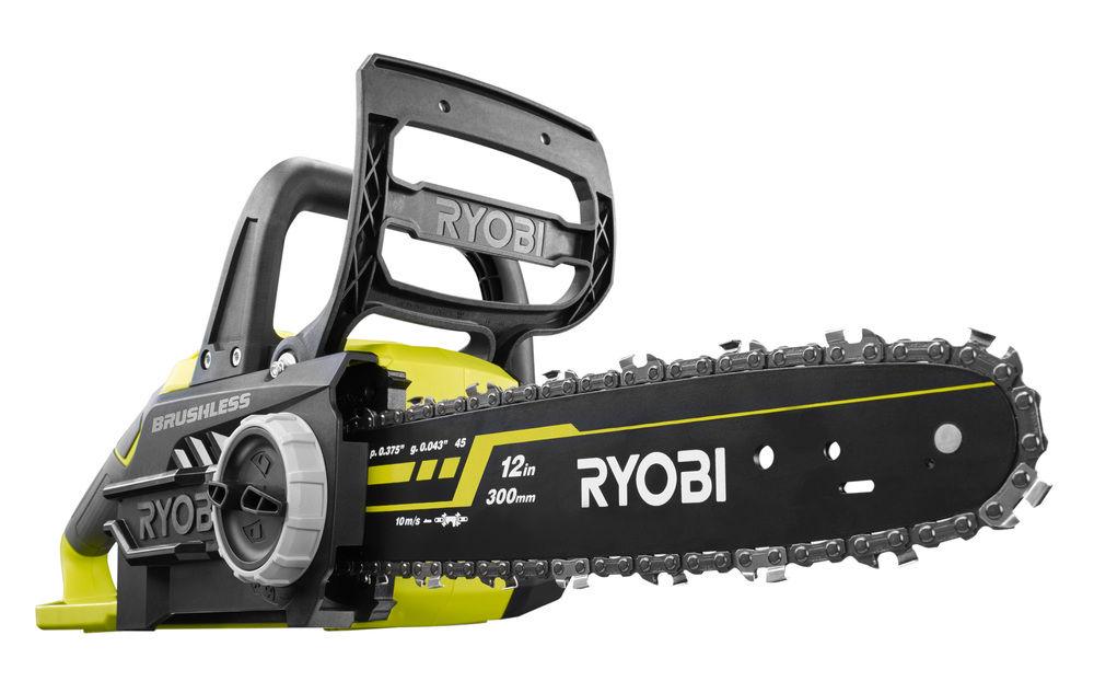 Ryobi OCS1830aku 18V řetězová pila ONE+(bez baterie a nabíječky)