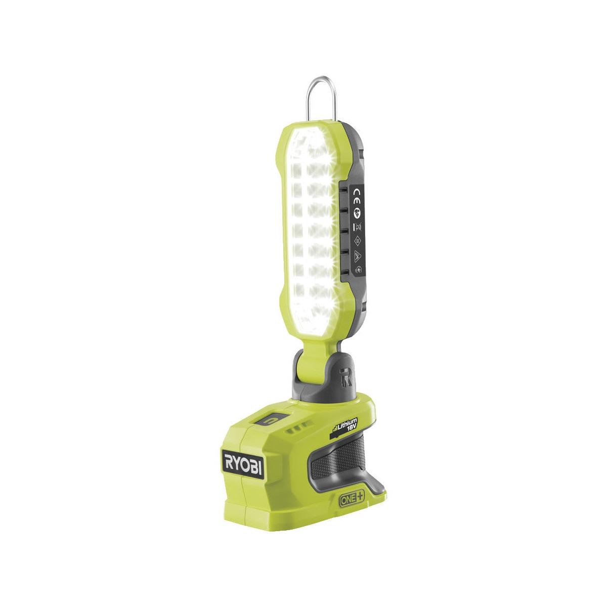 Ryobi R18ALP-0aku 18 V prostorové světlo ONE+(bez baterie a nabíječky)