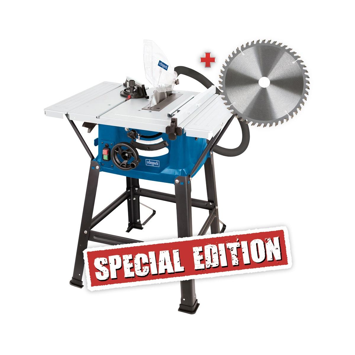 Scheppach HS 81 S Special Edition