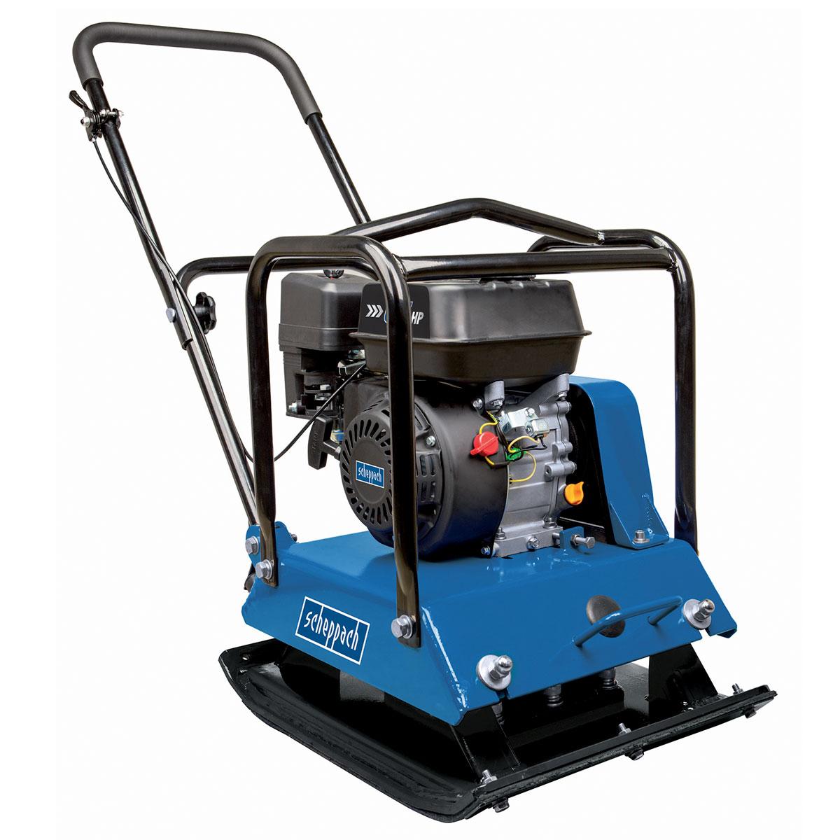vibračná doska 102 kg Scheppach HP 2000 S