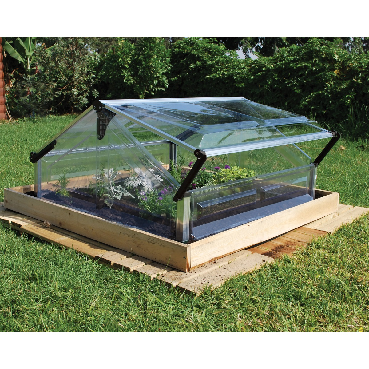 Palram COLD FRAME Double deluxe