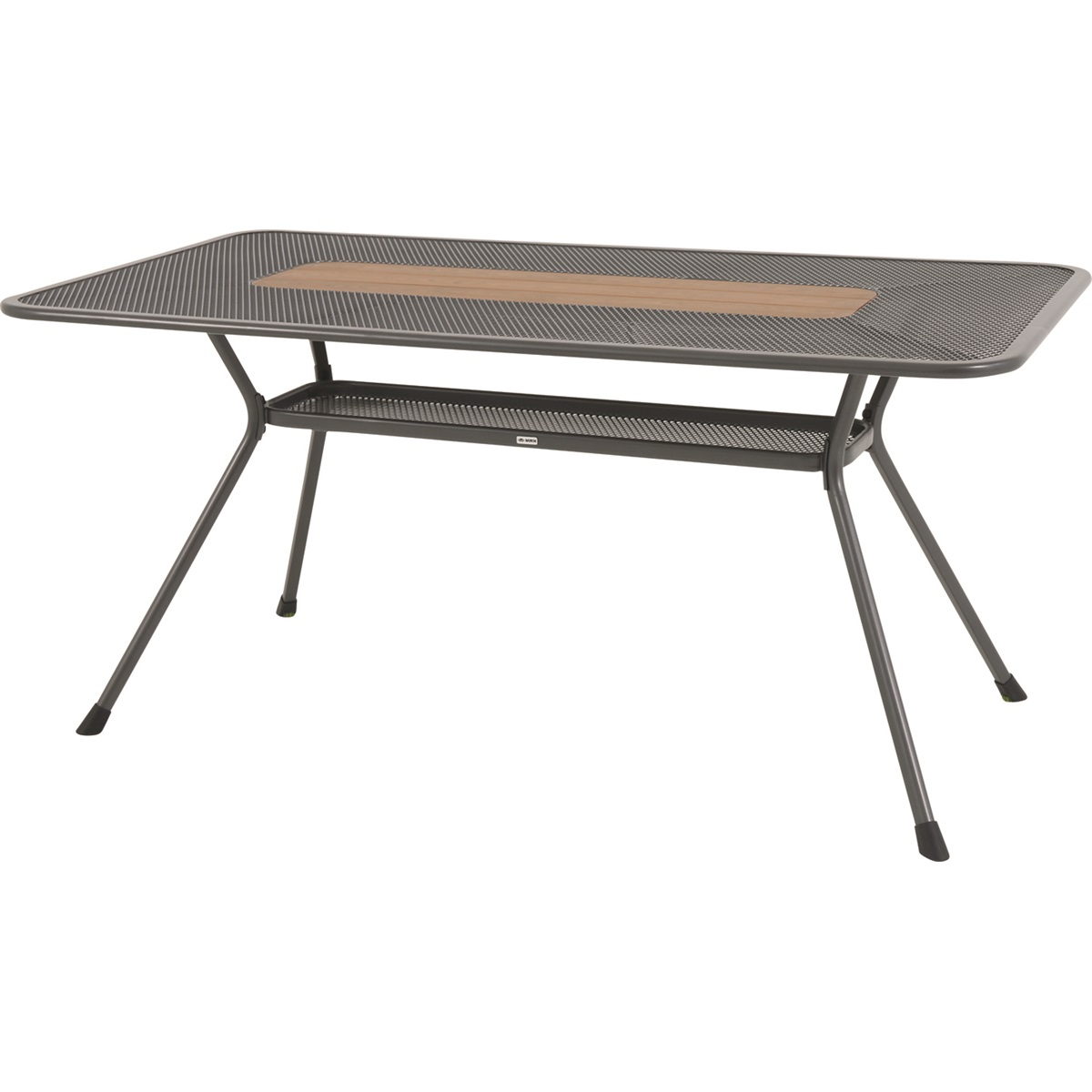 stůl z tahokovu 160 x 90 x 74 cm MWH Tavio 160