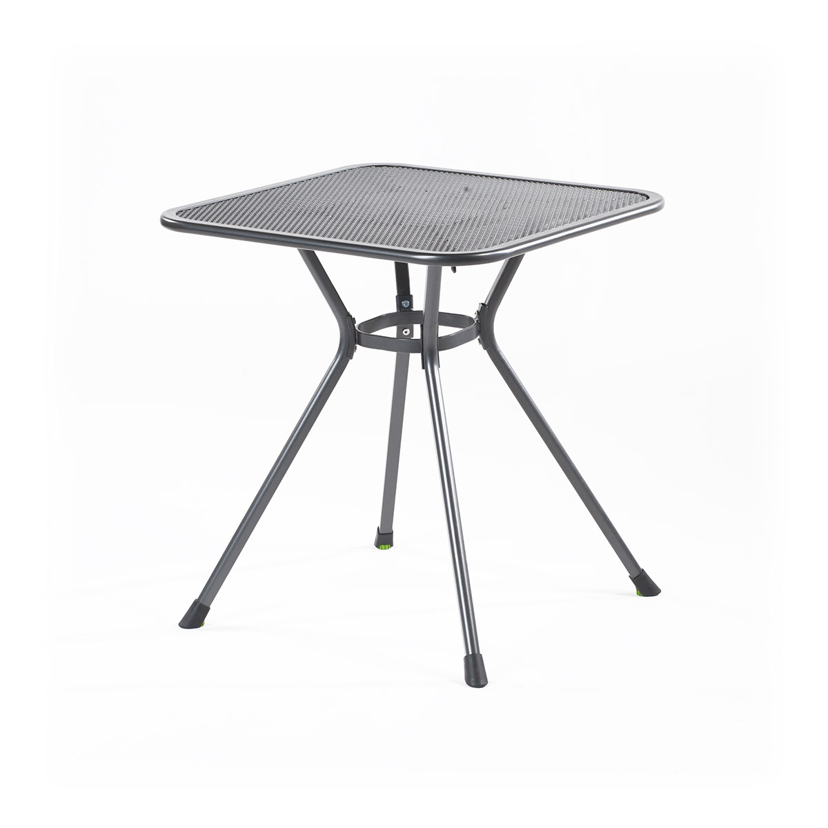 malý stůl z tahokovu 70 x 70 x 74 cm MWH Tavio 70