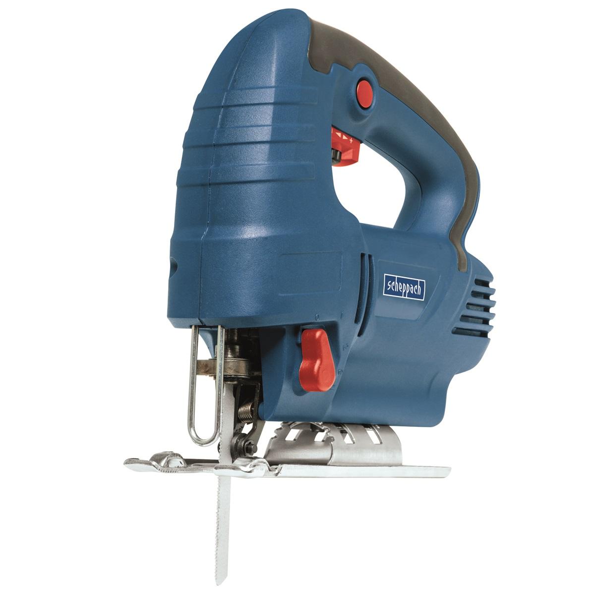 elektrická priamočiara píla 600 W Scheppach JS600