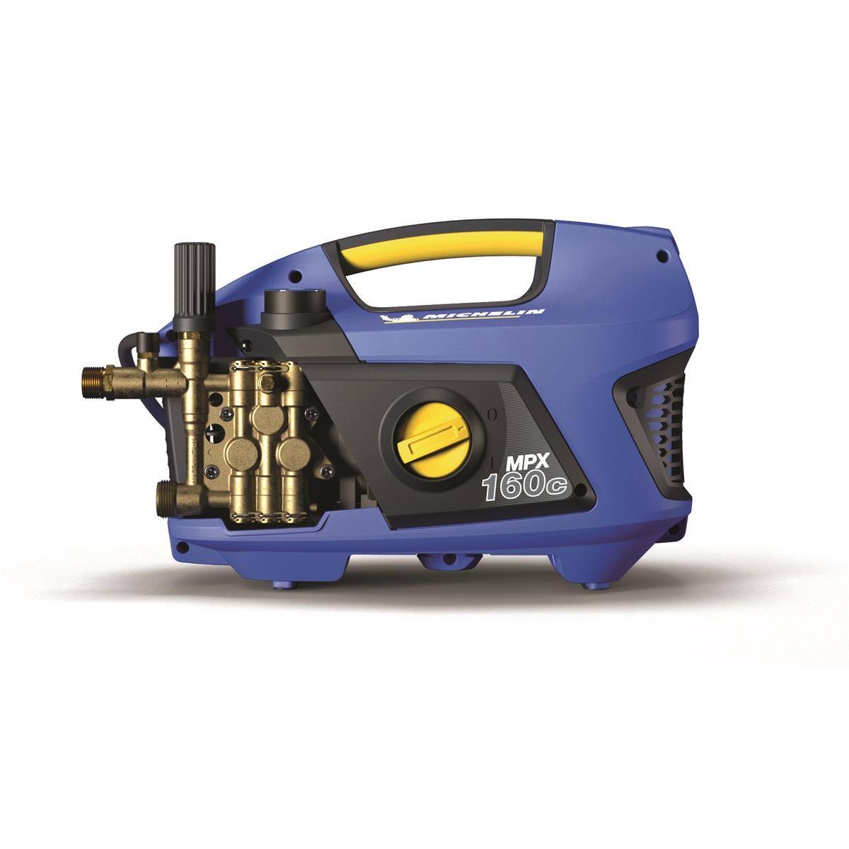 elektrický vysokotlakový čistič s indukčným motorom 160 bar Michelin MPX160C