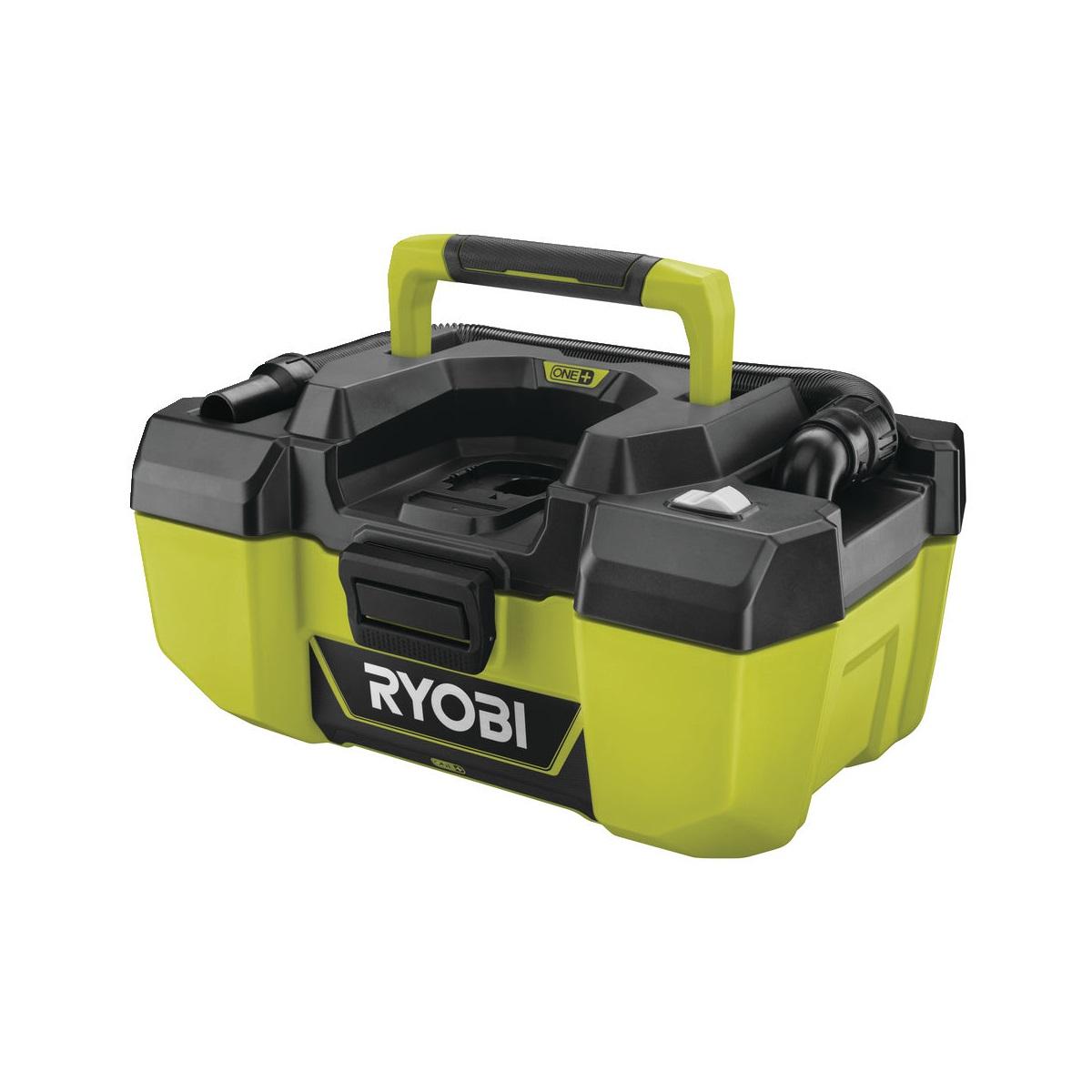 Ryobi R18PV-0aku 18V dílenský vysavač ONE+ (bez baterie a nabíječky)