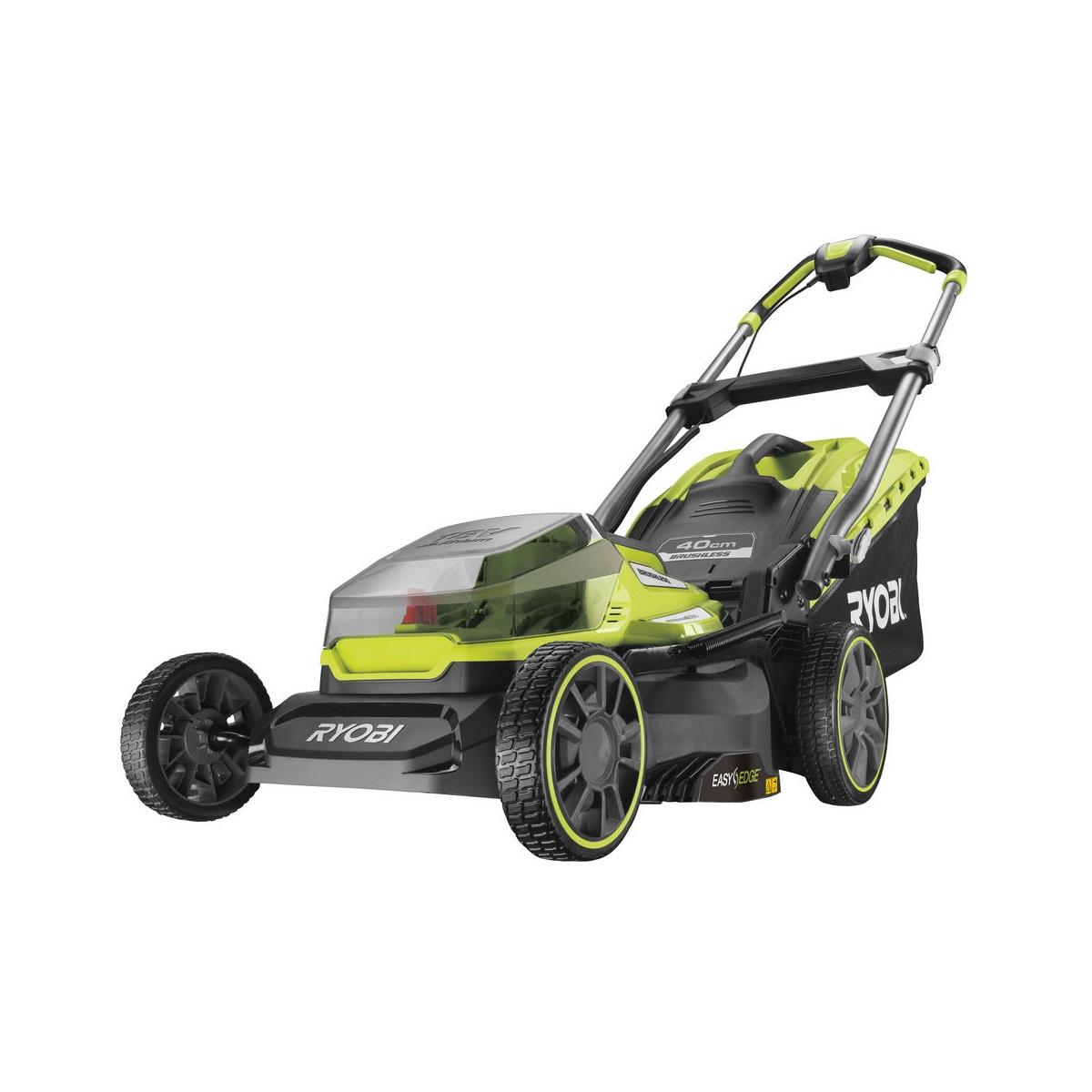 Ryobi RY18LMX40A-240aku 18 V travní sekačka + 2x 4,0Ah baterie + nabíječka ONE+