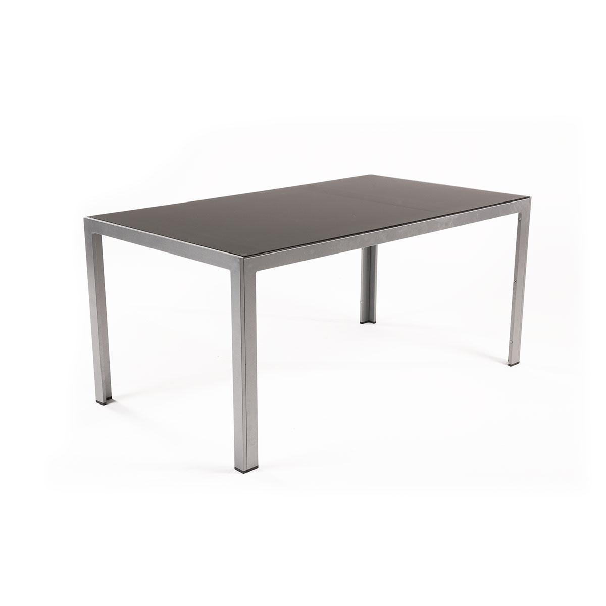 obdélníkový stůl z hliníku Creador Frankie
