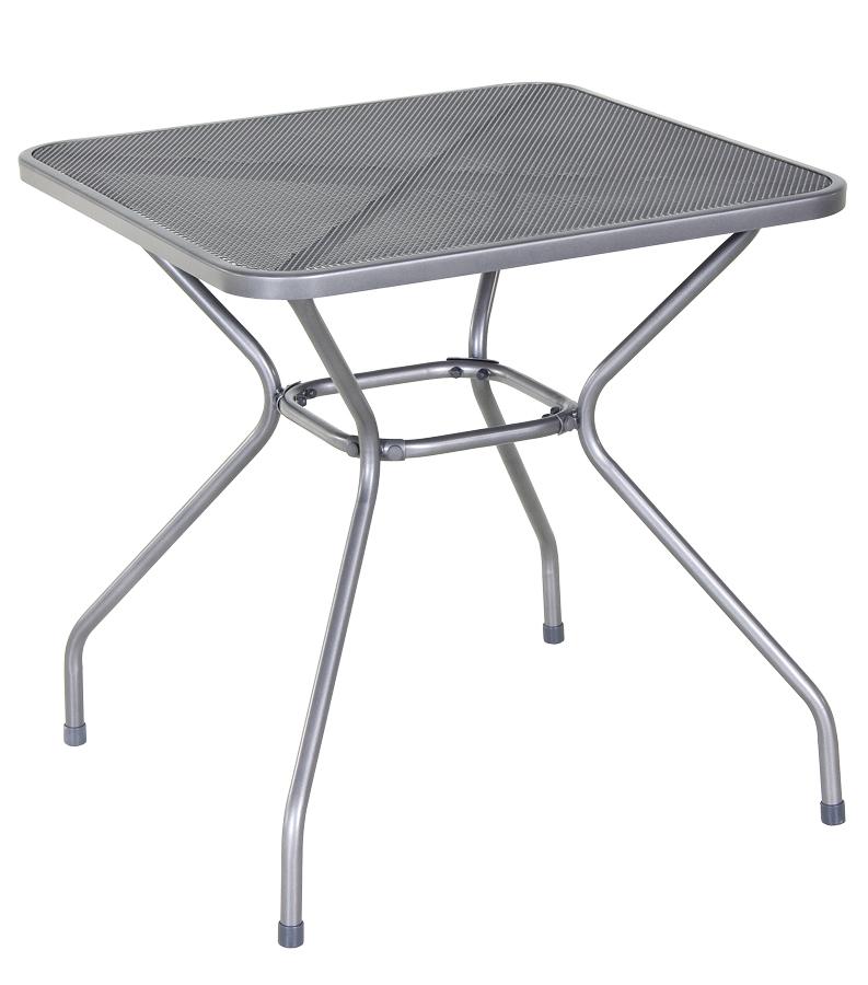 čtvercový stůl z tahokovu 70 x 70 x 71 cm Creador Klasik 70