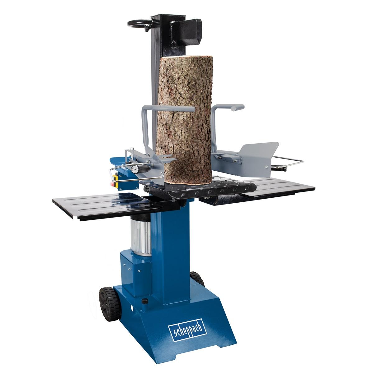 vertikálny štiepač dreva 8t Scheppach HL 815 (400 V)