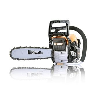 reťazová píla s benzínovým motorom Riwall PRO RPCS 4640