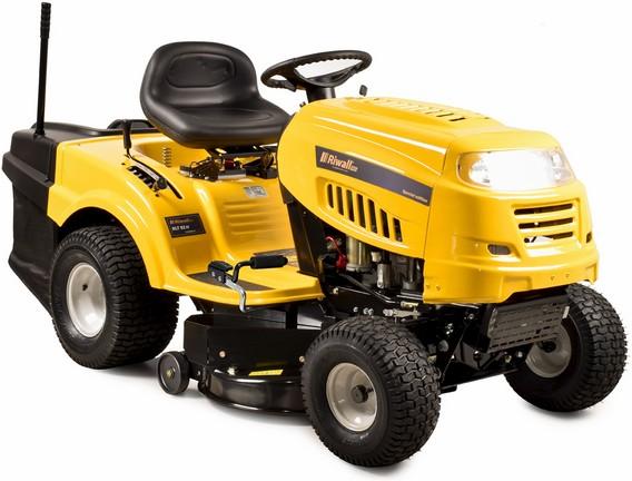 Riwall PRO RLT 92 H, travní traktor se zadním výhozem a hydrostatickou převodovkou