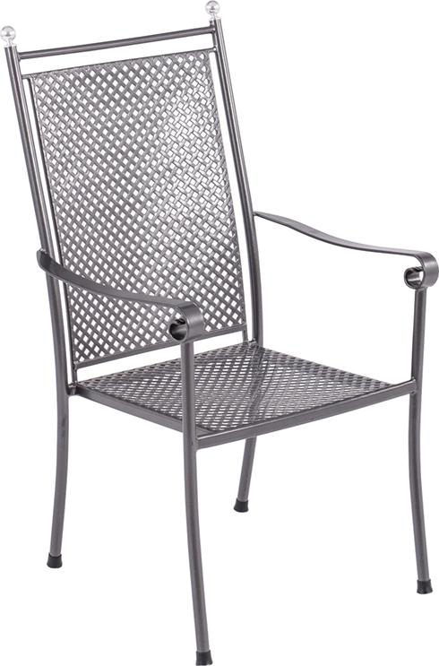 Royal Garden Excelsior, stohovatelná židle z tahokovu 66,5 x 59 x 104 cm