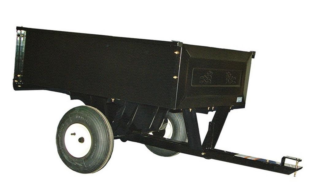 AgriFab AF 303, tažený vozík se sklápěcí korbou