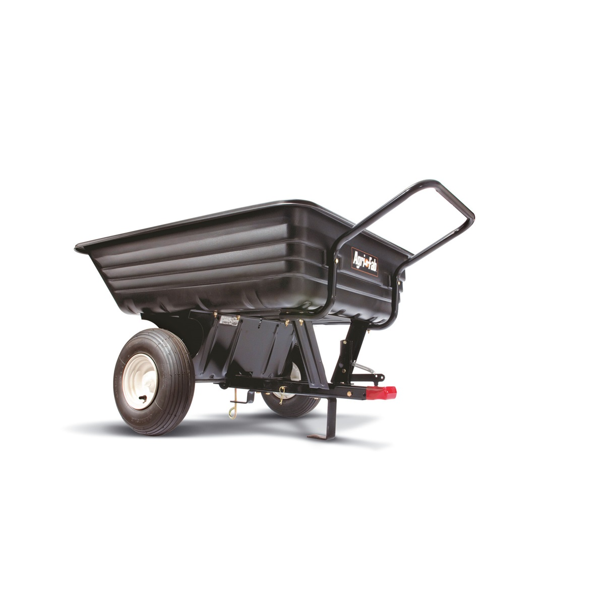 AgriFab AF 236, tažený/tlačný vozík s ložnou plochou z polyetylenu