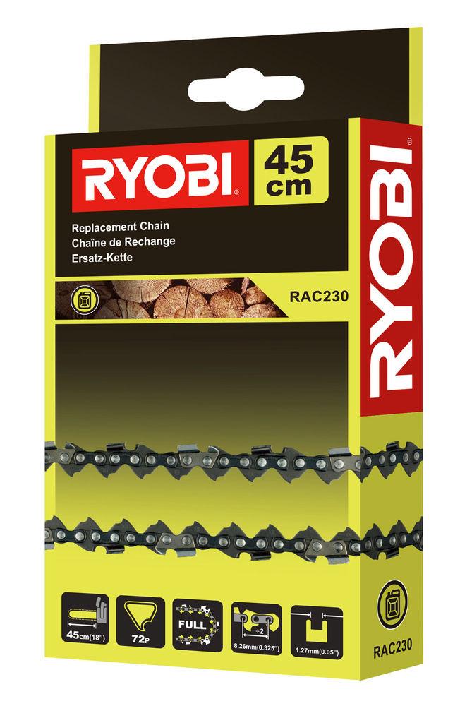 Ryobi RAC 230, 45 cm řetěz (pro RCS 4845 C)
