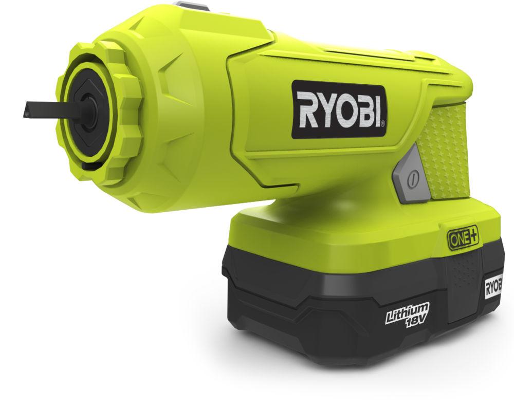 Ryobi OES1813, ONE+ EasyStart modul + baterie 1,3 Ah + nabíječka