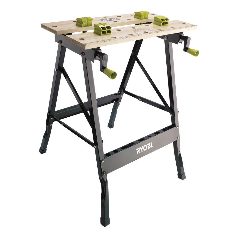 Ryobi RWB 01, Skladateľný pracovný stôl