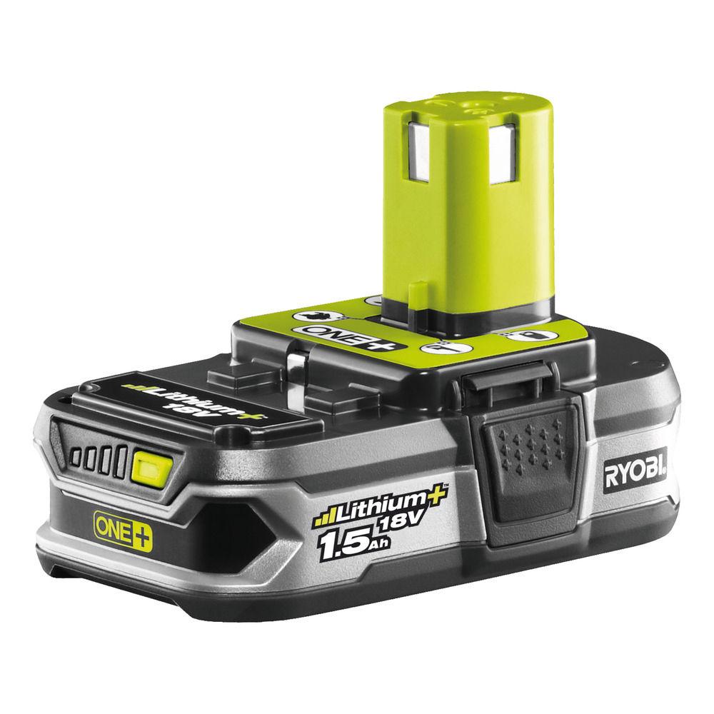 Ryobi RB18 L15, 18 V lithium iónová batérie 1,5 Ah