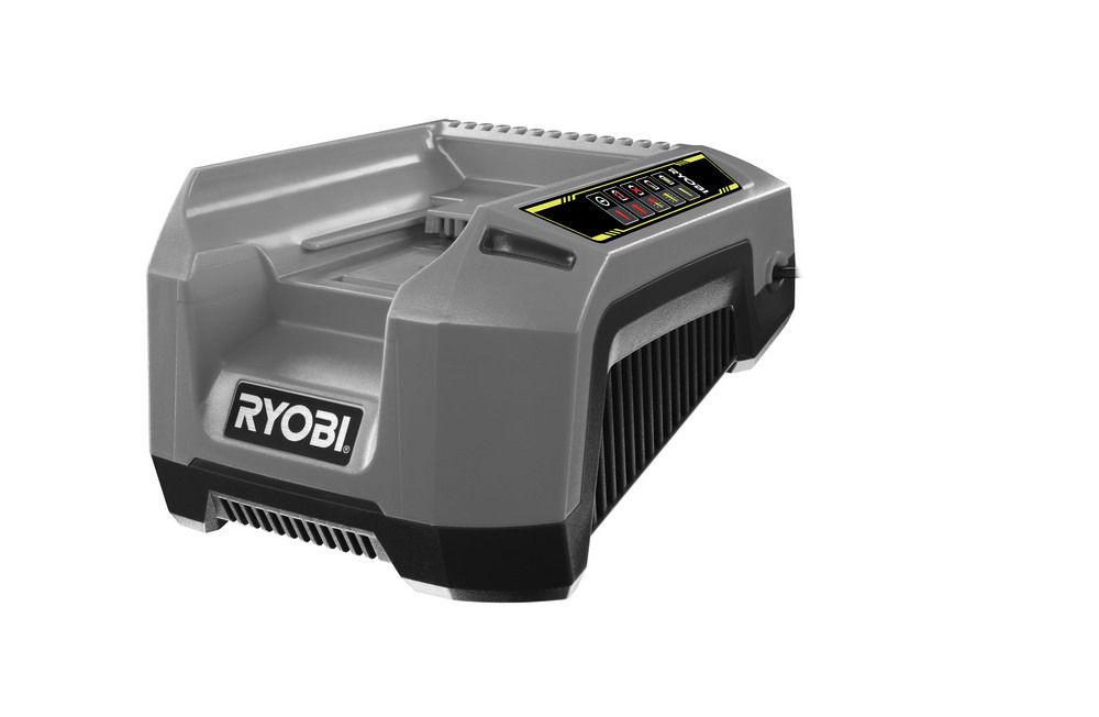 Ryobi BCL3650F, 1 x 36 V rychlonabíječka Ryobi