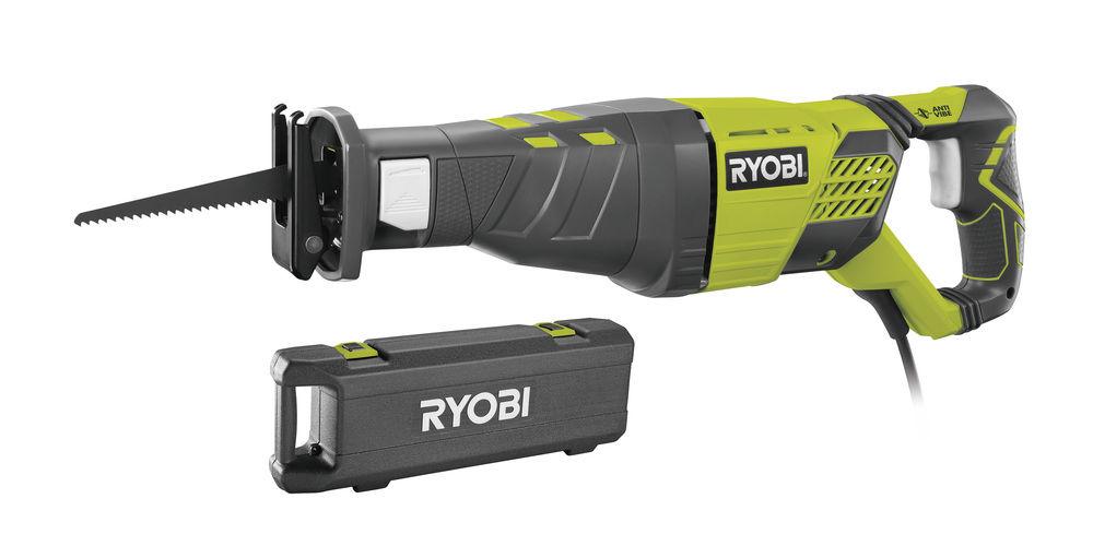 Ryobi RRS1200-K, elektrická šavlová pila 1200 W
