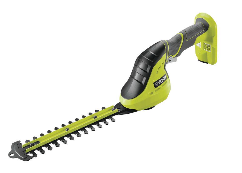 Ryobi OGS1822, aku 18V nůžky na trávu/plotostřih ONE+(bez baterie a nabíječky)