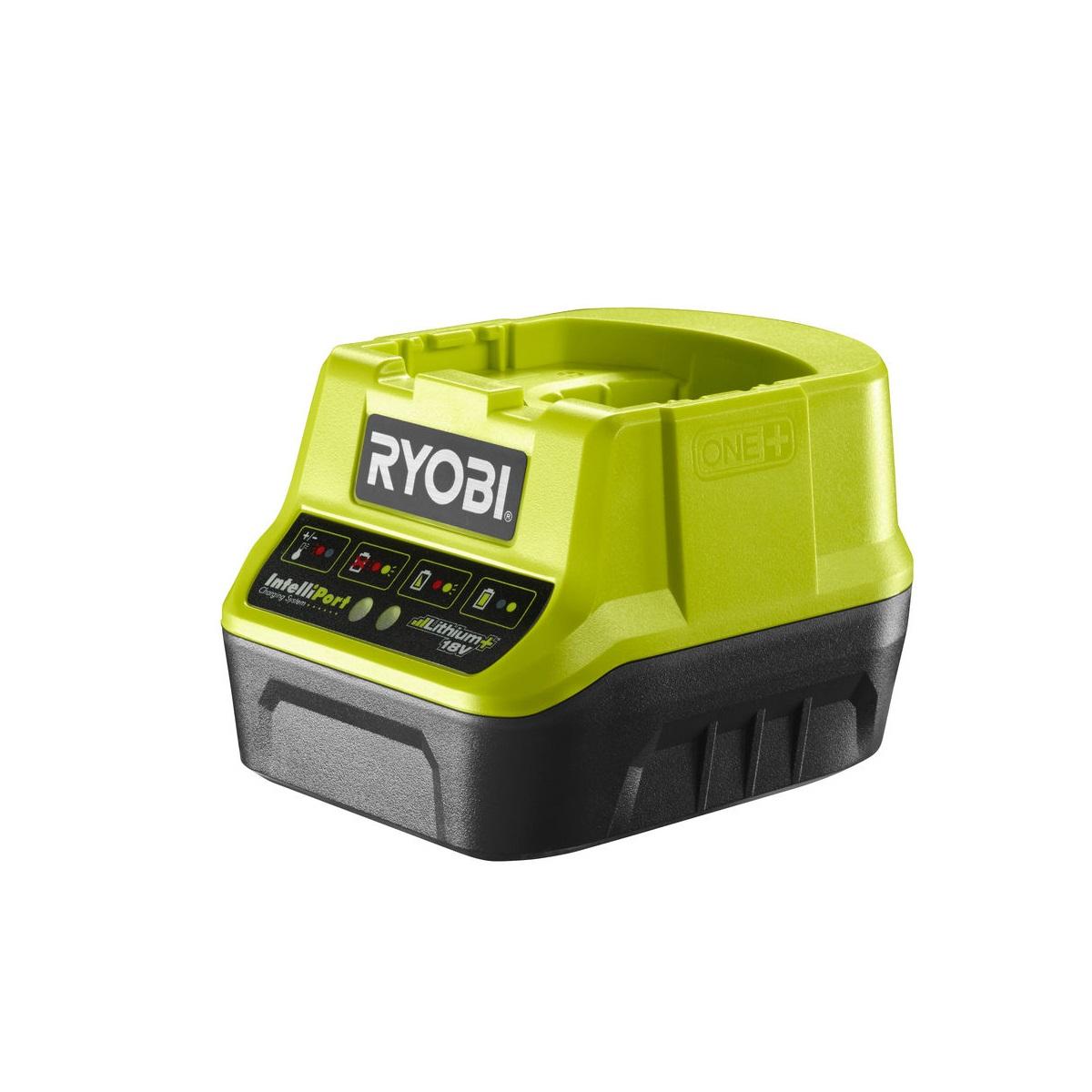 Ryobi RC18120, 18 V nabíječka (2 Ah / 60 min) ONE+