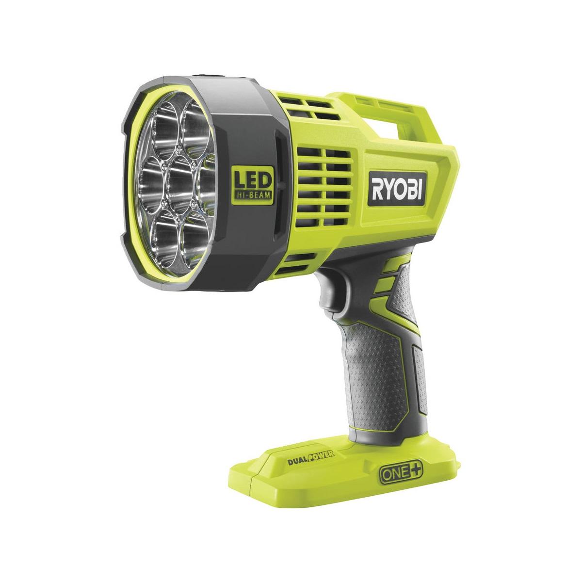 Ryobi R18SPL-0, aku 18 V LED bodová svítilna ONE+