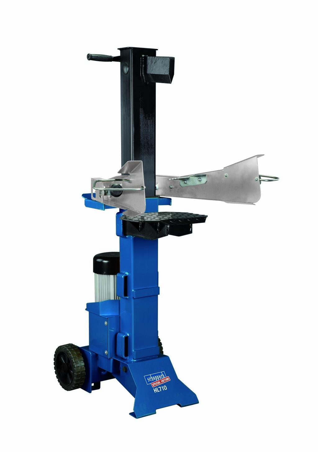 Scheppach HL 710, vertikálny štiepač dreva 7t