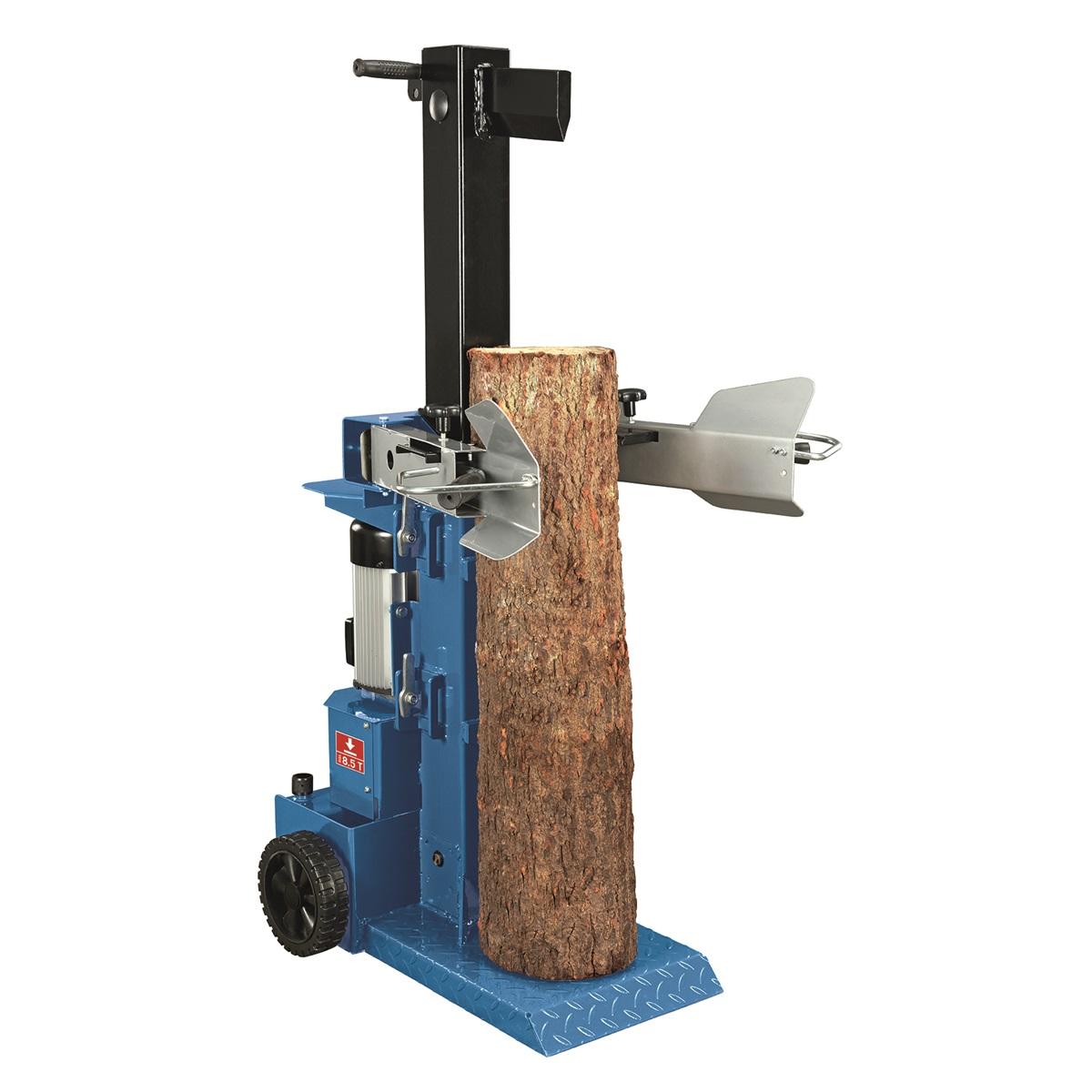 Scheppach HL 850, vertikálny štiepač dreva