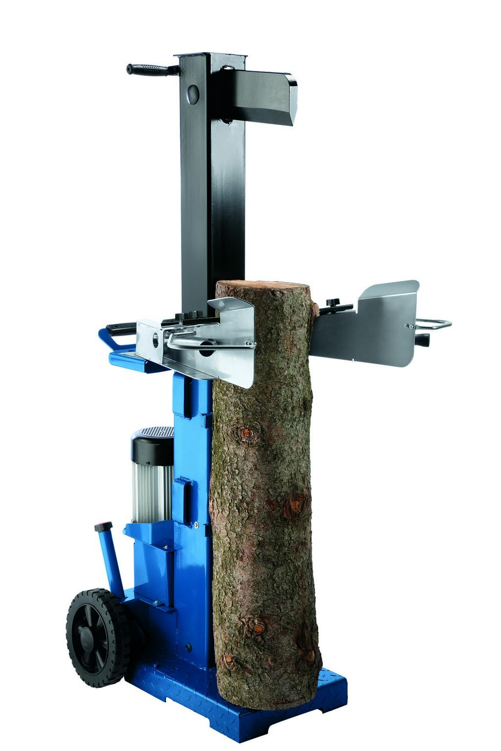 Scheppach HL 1010, vertikálny štiepač dreva 230 V