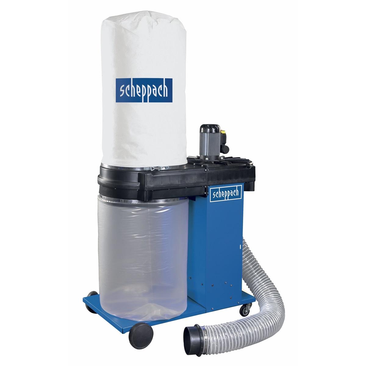 Scheppach HD 15, Odsávač pilin
