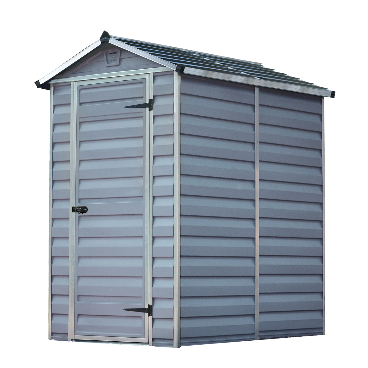 Palram Skylight 4x6 šedý, záhradný domček