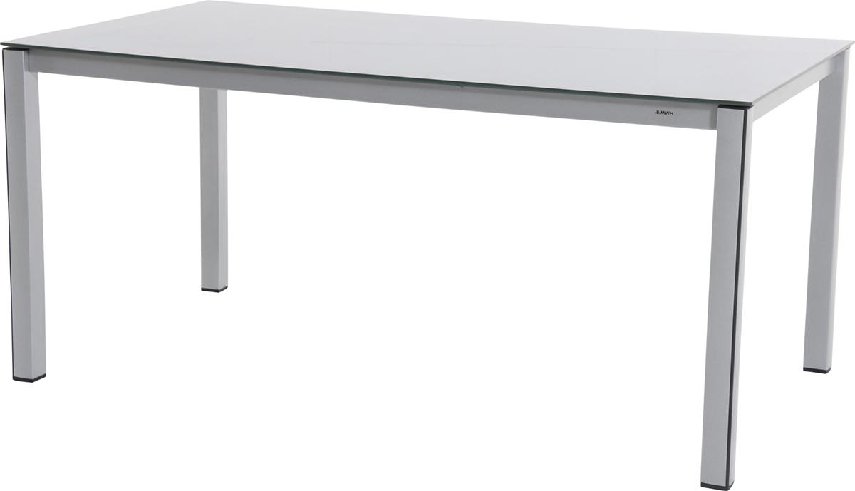 MWH Elements Creatop-Lite, hliníkový stůl 160 x 90 x 74 cm