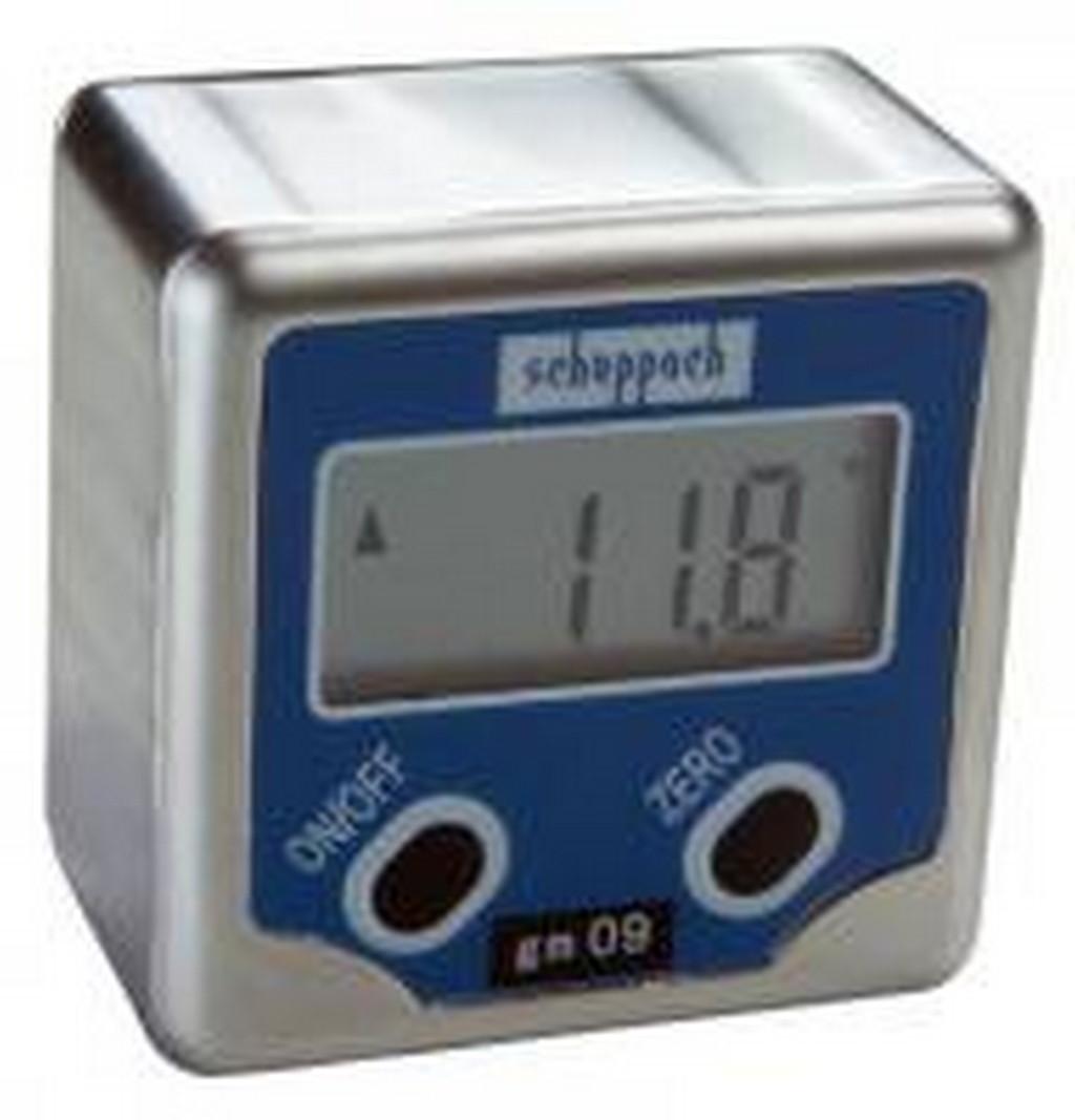 Scheppach GM 09, goniometer