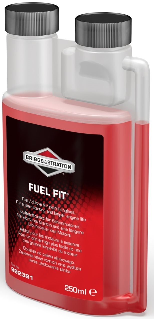 Briggs Stratton Fuel Fit, stabilizátor paliva (250 ml)