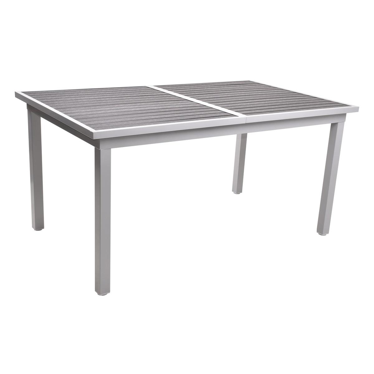 Creador Raphael, hliníkový rozkládací stůl 204 x 90 x 75 cm