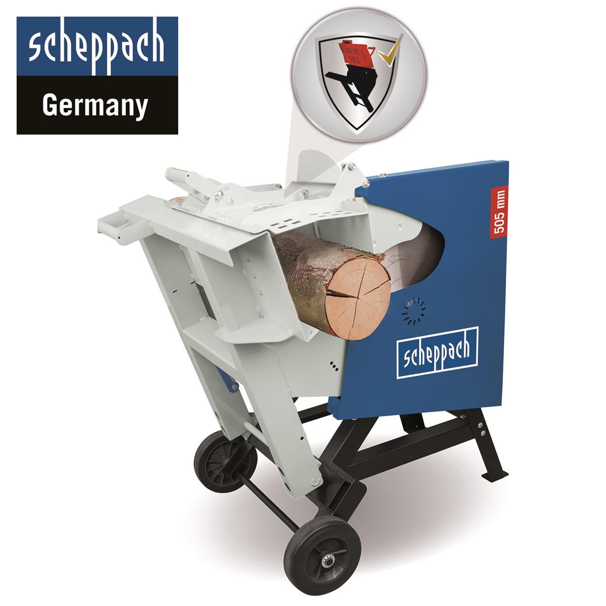 Scheppach HS 520, kolébková pila/cirkulárka 230 V