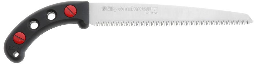Silky Gomtaro 240-8, píla s rovnou pevnou čepeľou