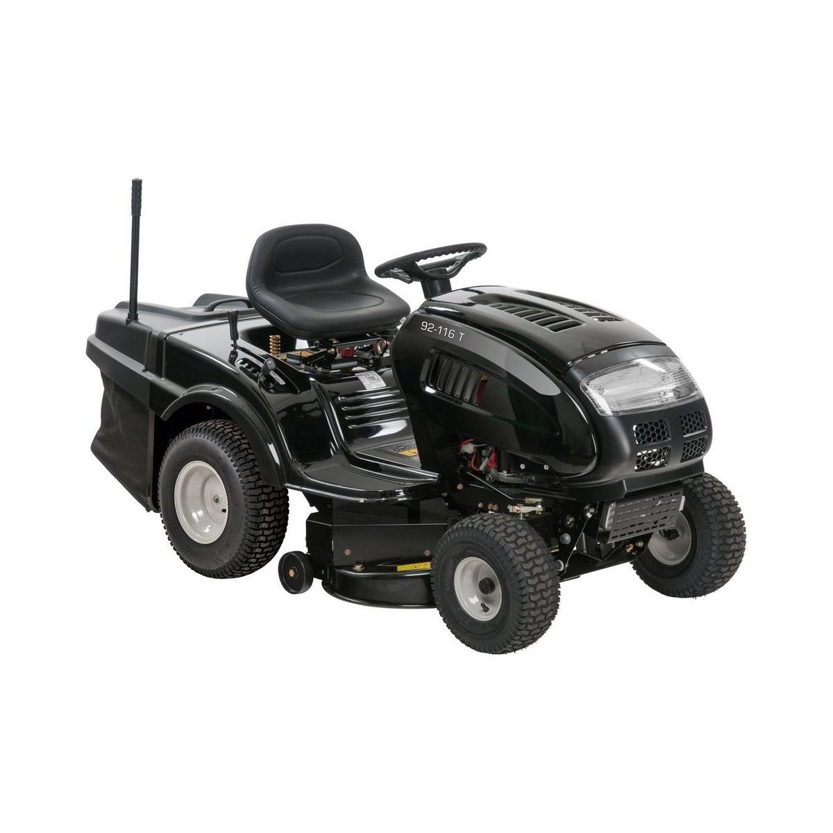 MTD 92-116 T, travní traktor se zadním výhozem a převodovkou Transmatic
