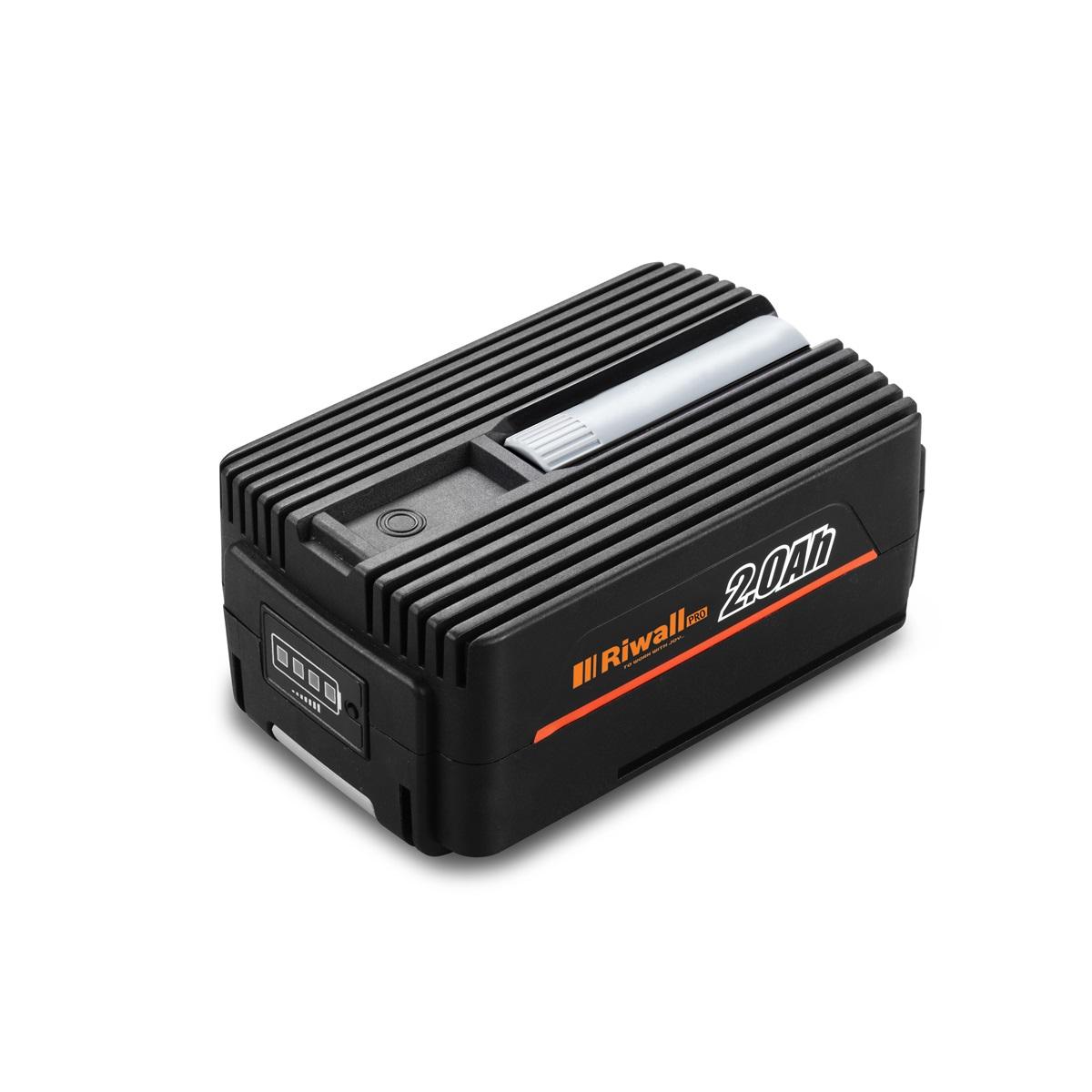 Riwall PRO RAB 240, bateria 40 V (2 Ah)
