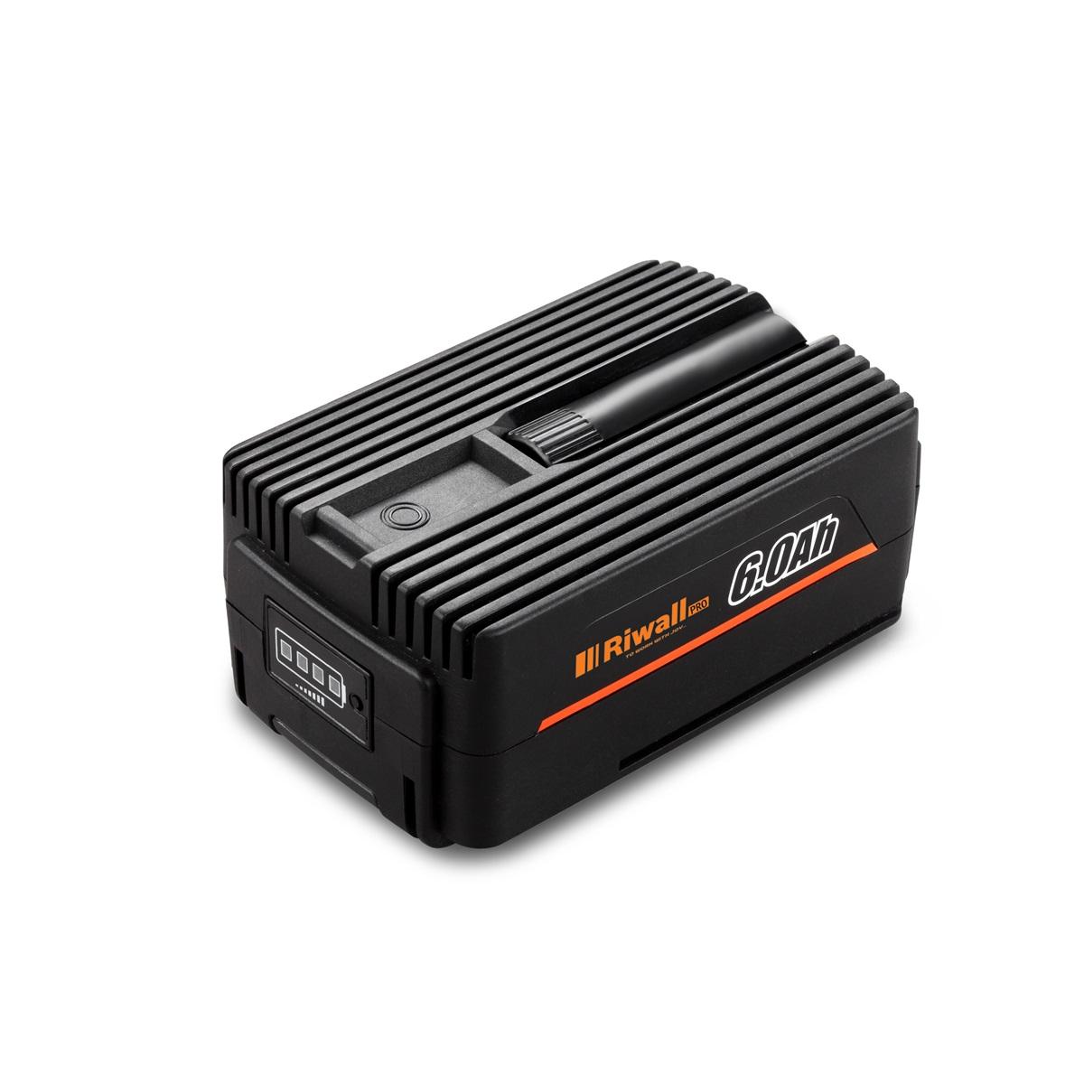 Riwall PRO RAB 640, bateria 40 V (6 Ah)