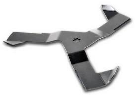profesionální mulčovací nůž Riwall Pro, 46 cm, levý
