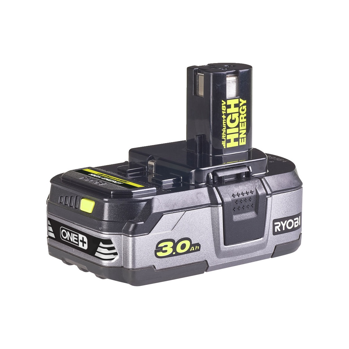 Ryobi RB18L30, 18 V lithium iontová HIGH ENERGY baterie 3 Ah ONE+