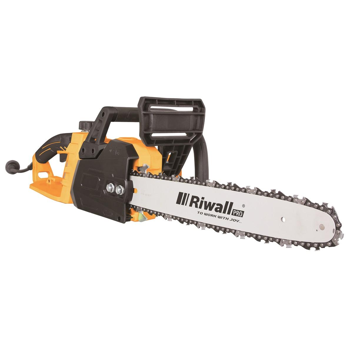 Riwall PRO RECS 2440e, reťazová píla s elektrickým motorom 2400 W