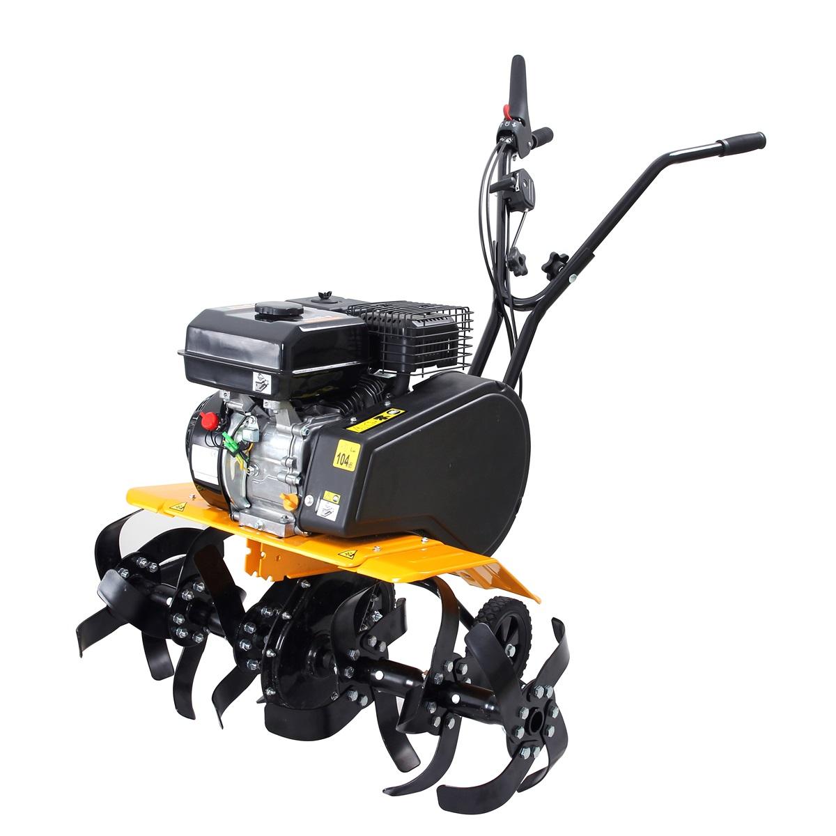 Riwall PRO RPT 8556 R, kultivátor s benzínovým motorom